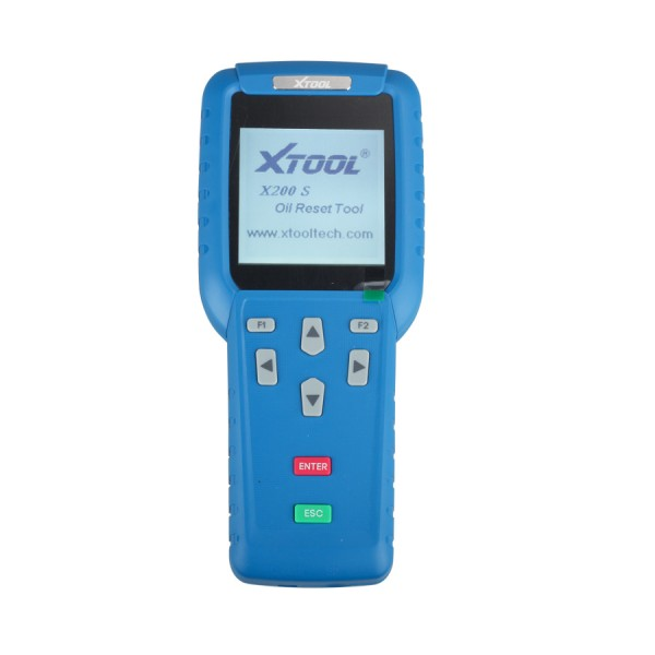XTOOL X-200 X200 Oil Reset Tool