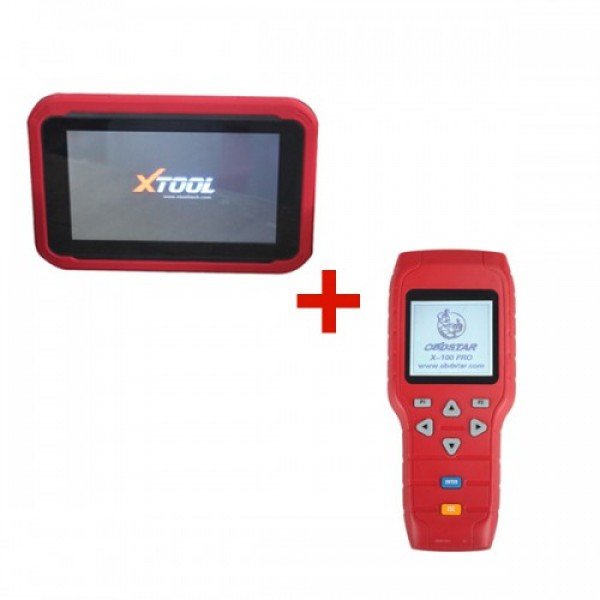 XTOOL X-100 PAD Plus/X-100 PRO Support EEPROM Function