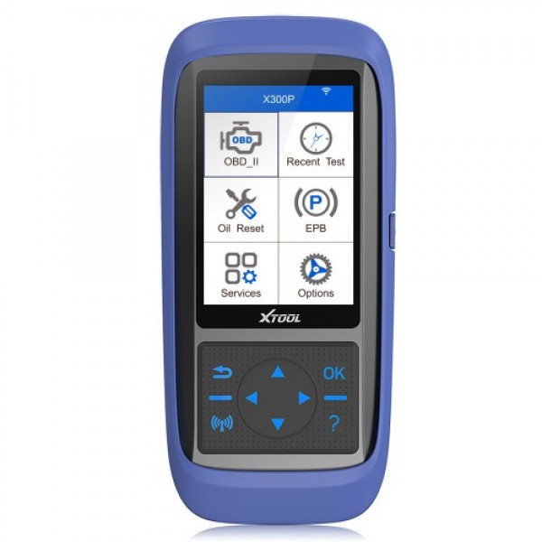 XTOOL X300P Auto Diagnostic Tool OBD2 Scanner
