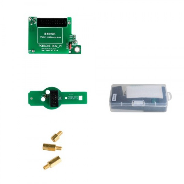 ACDP Module10 Porsche BCM Key Programming Support Add Key & All Key Lost from 2010-2018