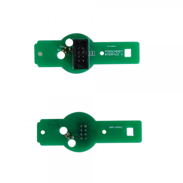 Module10 Porsche BCM Key Programming for Yanhua Mini ACDP Support Porsche Add Key & All Key Lost from 2010-2018