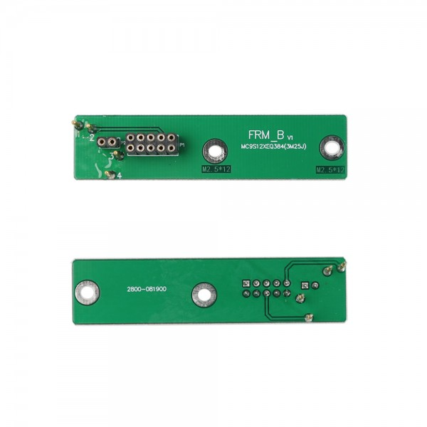 Module8 Module-8 BMW FRM Authorization with Adapters for Yanhua Mini ACDP
