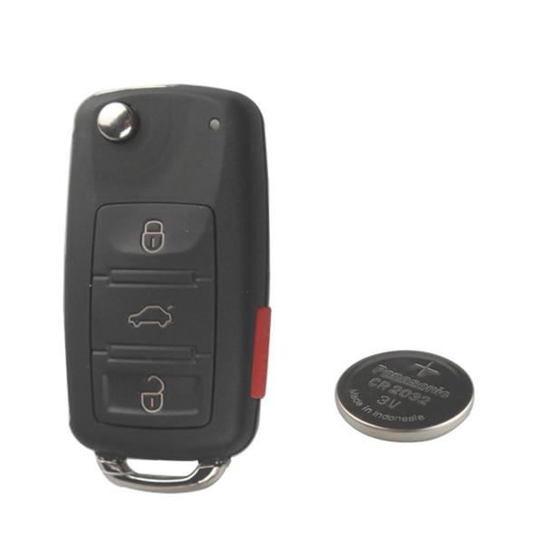 YH 433MHZ 3 Button Remote Key for VW Touareg