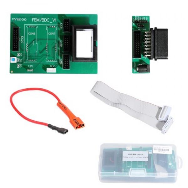 Yanhua ACDP FEM/BDC Bench Integrated Interface Board