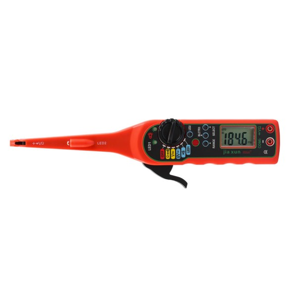 JIAXUN MS8211 Line/Electricity Detector and Lighting 3 in 1 Auto Repair Tool