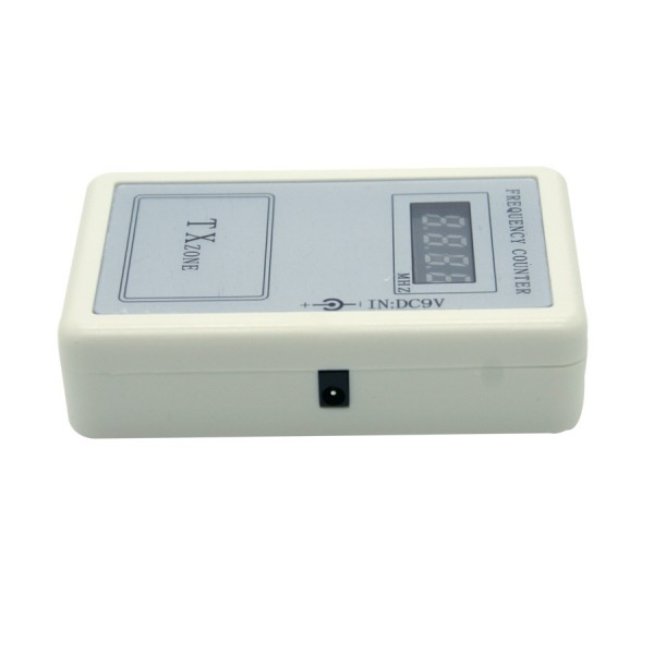 Frequency indicator detector cymometer Remote Control Transmitter for Auto keys