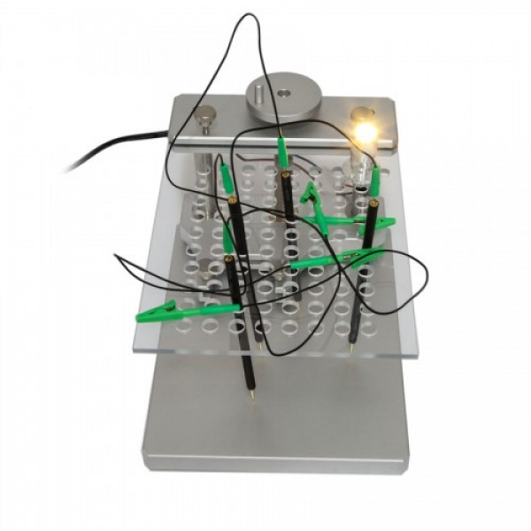 Best quality LED Stainless Steel BDM Frame for BDM Programmer/CMD100/KESS V2/Ktag/ Fgtech