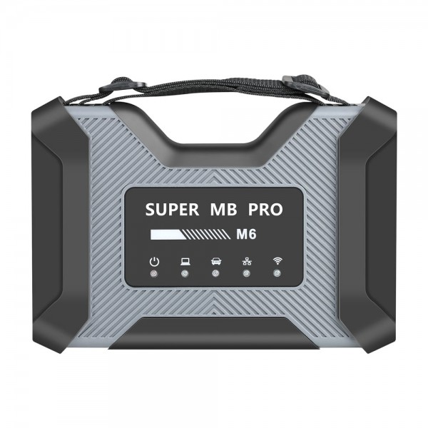 Super MB Pro M6 Star Diagnosis Tool Replace of Mb Star C6 and DOIP C4