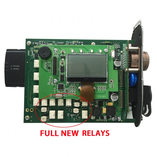 Industrial Grade WIFI MB Star SD Connect C4 with  AM79C874Vi and ADG426B chips For Benz Free V2020.06 software