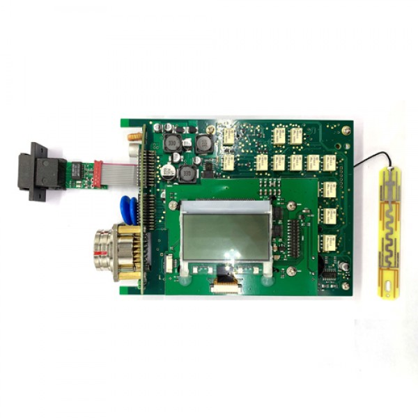 DOIP SD C4 PLUS with fast wifi SD connect c4 Plus Support DOIP for BENZ Trucks and Cars