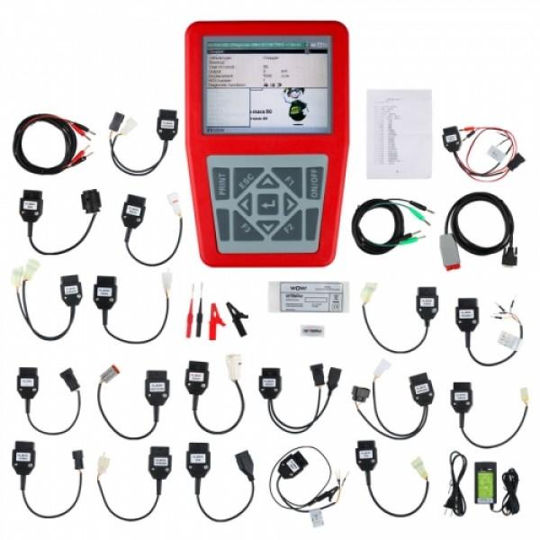 iQ4bike Diagnostics for Motorcycles Universal Motobike Scan Tool