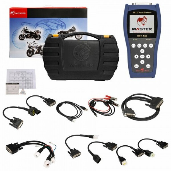 MST-500 Handheld Motorcycle Scanner Tool