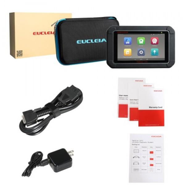 EUCLEIA TabScan S7C Automotive  Diagnostic System