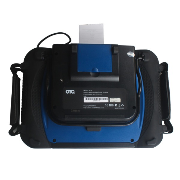 SPX AUTOBOSS OTC D730 Mulit-languges Automotive Diagnostic Scanner With Printer Inside