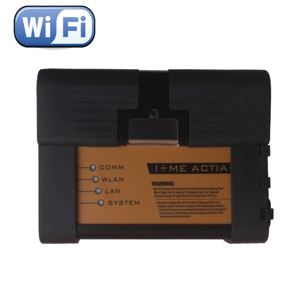 Perfect Version Wifi ICOM A2+B+C Diagnostic and Programming Tool For BMW