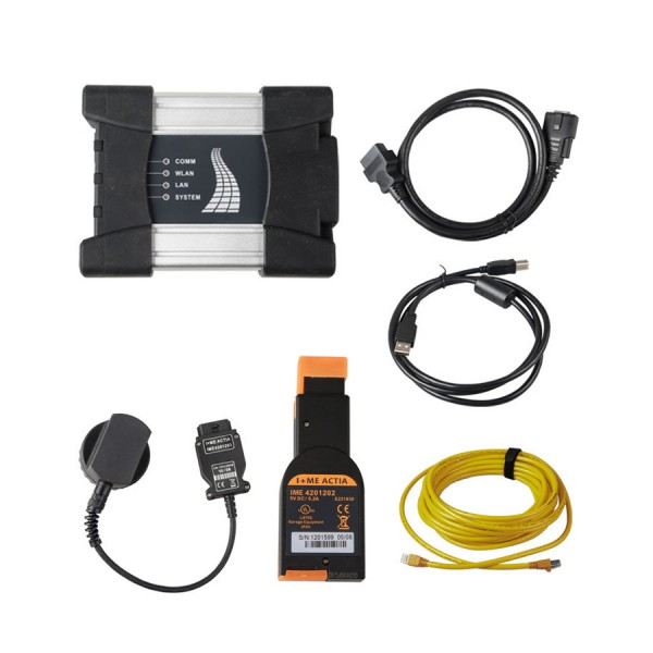 WIFI New Generation Bmw Icom Next A+B+C Diagnostic and Programming Tool