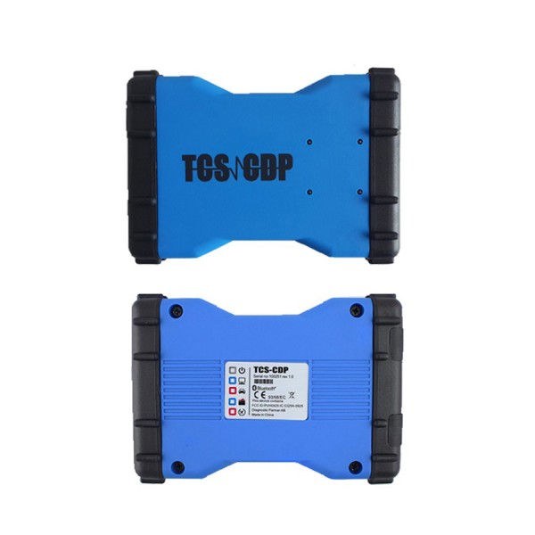 V2015.03 DSDP+ with Bluetooth Double Blue PCB For Cars and Trucks Generic 3 in 1 Diagnostic tools