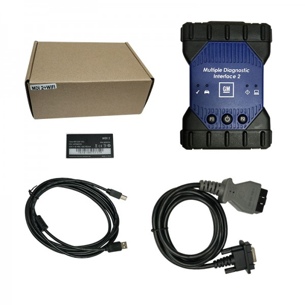 New GM MDI2 WiFi GDS2 Multiple Diagnostic tool