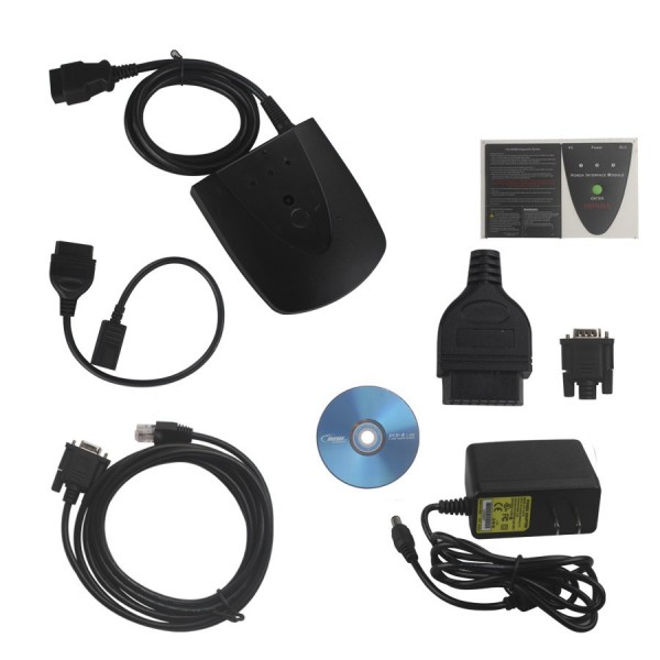 HDS HIM V3.102.051 Diagnostic Tool For Honda works to 2018