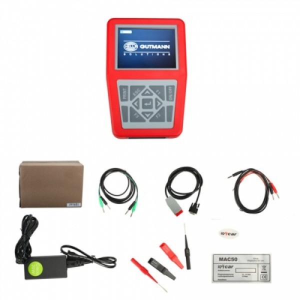 IQ4CAR MEGAMACS-50 Cars Multifunction Auto Diagnostic Tool iQ4car Mega Macs 50