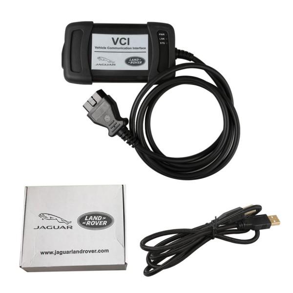 V155.02 Firmware V6.0 Super JLR VCI Diagnostic Tool For Land Rover and Jaguar