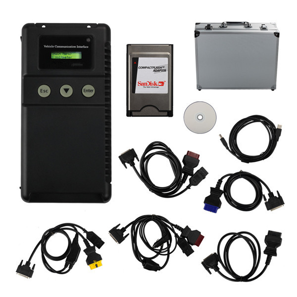 MUT-3 MUT III V2015.06 Diagnostic and Programming Tool for Mitsubishi Cars and Trucks