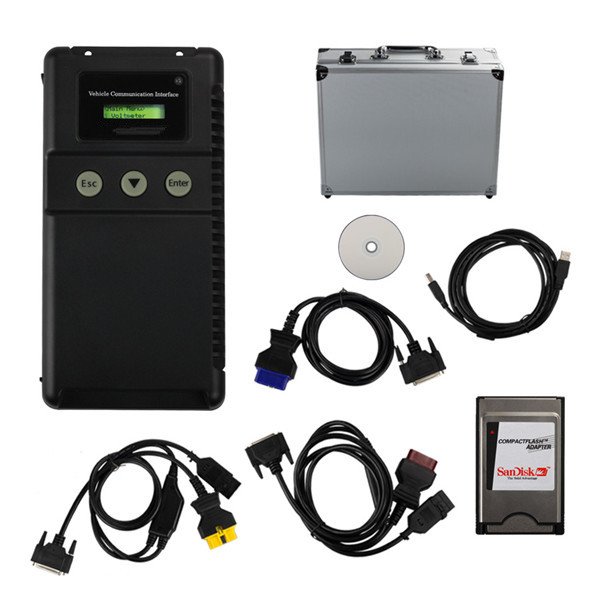 MUT-3 Mut III Scanner V2015.06 for Mitsubishi Cars with Coding Function
