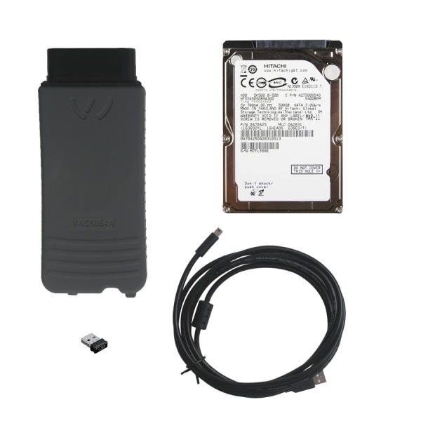 V5.16 VAS 5054A ODIS HDS TIS 3in1 Diagnostic Tool for VW Audi Honda and Toyota