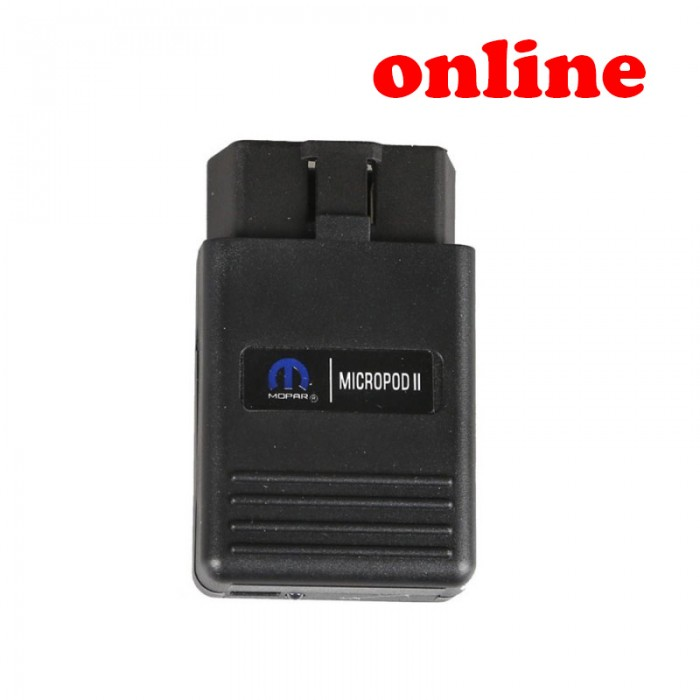 Witech Micropod 2 Diagnostic programming Tool V17 04 27 Support online