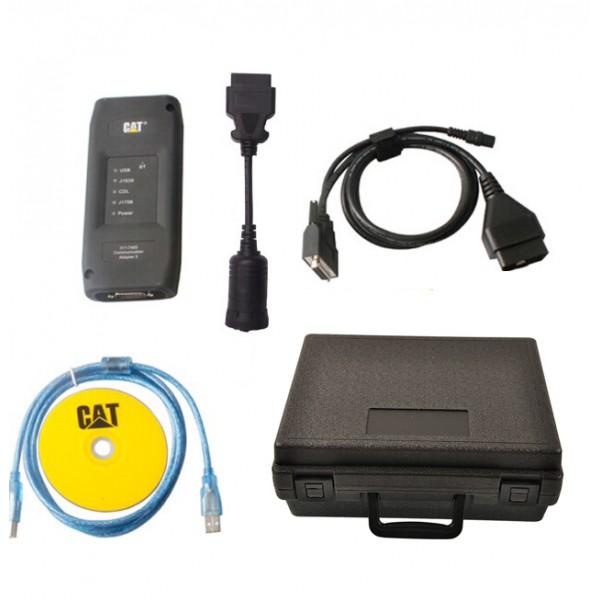 Carter-ET Cat2 Scanner V2015A Multi-language