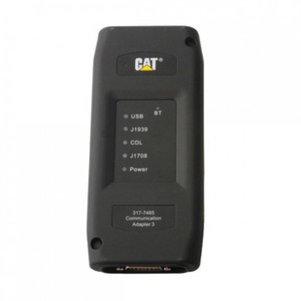 Carter-ET Cat2 Scanner V2015A Multi-language
