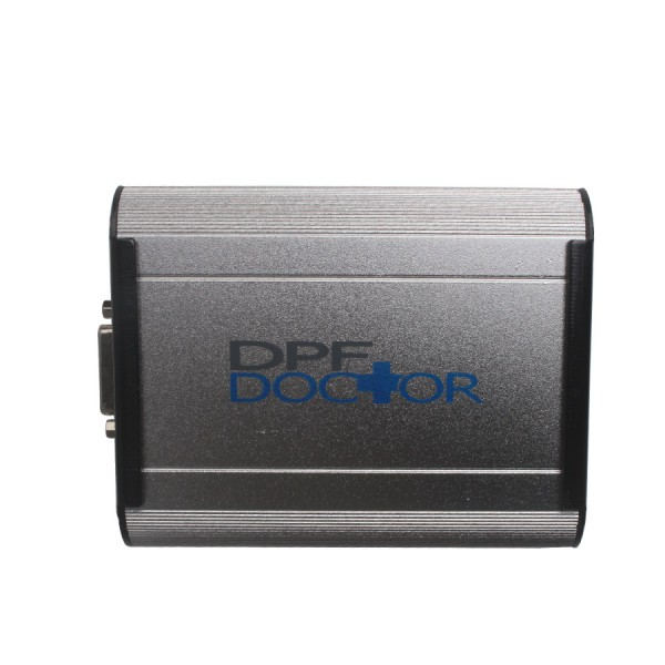DPF Doctor Diagnostic Tool For Diesel Cars Particulate Filter for 16 models