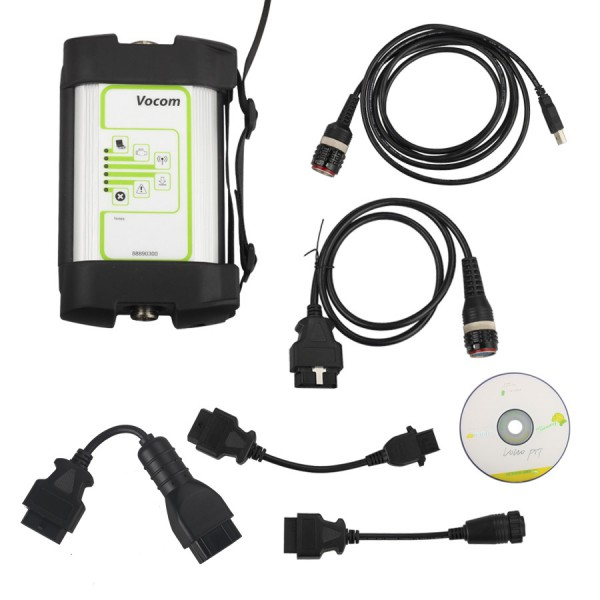 Volvo 88890300 Vocom Interface Multi-languages for Volvo/Renault/UD/Mack Truck Diagnose