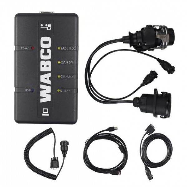 WABCO Truck Diagnostic Kit WDI Scanner with All System