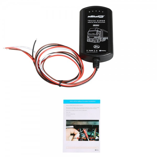 EURO 6 AdBlue Emulator for Mercedes Benz Truck