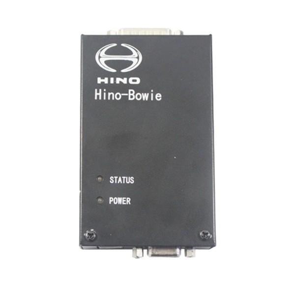 2.0.2V Hino-Bowie Hino Diagnostic Explorer