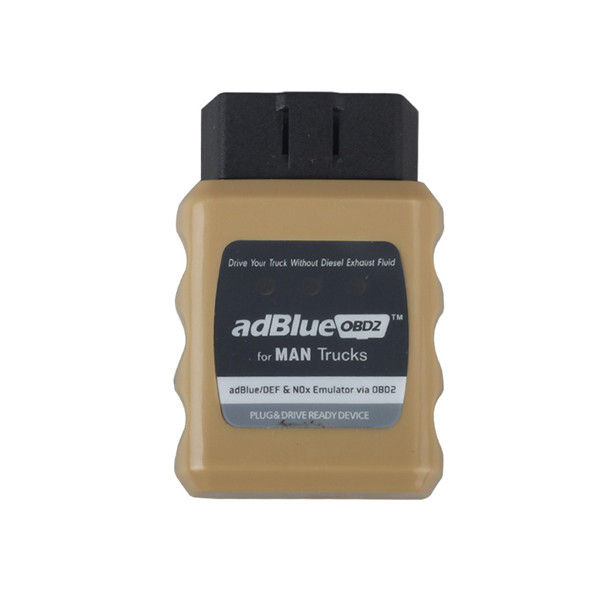 AdBlueOBD2 Emulator For MAN Trucks Override ADBlue System Instantly