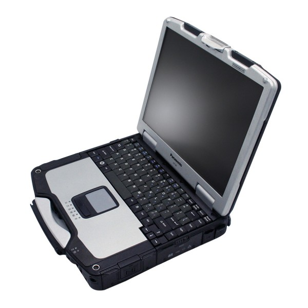 Panasonic CF30 Laptop For Porsche Piwis Tester II MB Star