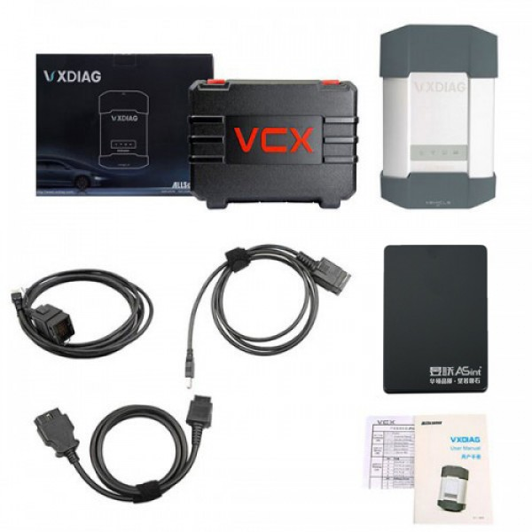 VXDIAG SD Connect C6 With V2019.09 SSD Software for Benz Support Doip