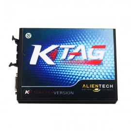 KTAG Master Version with Unlimited Token updated to V2.23 FW V7.020
