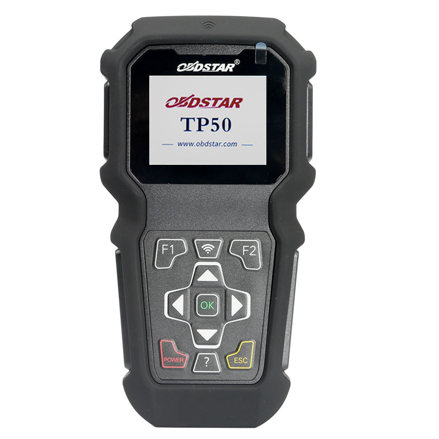 OBDSTAR TP50 Intelligent Detection on Tire Pressure