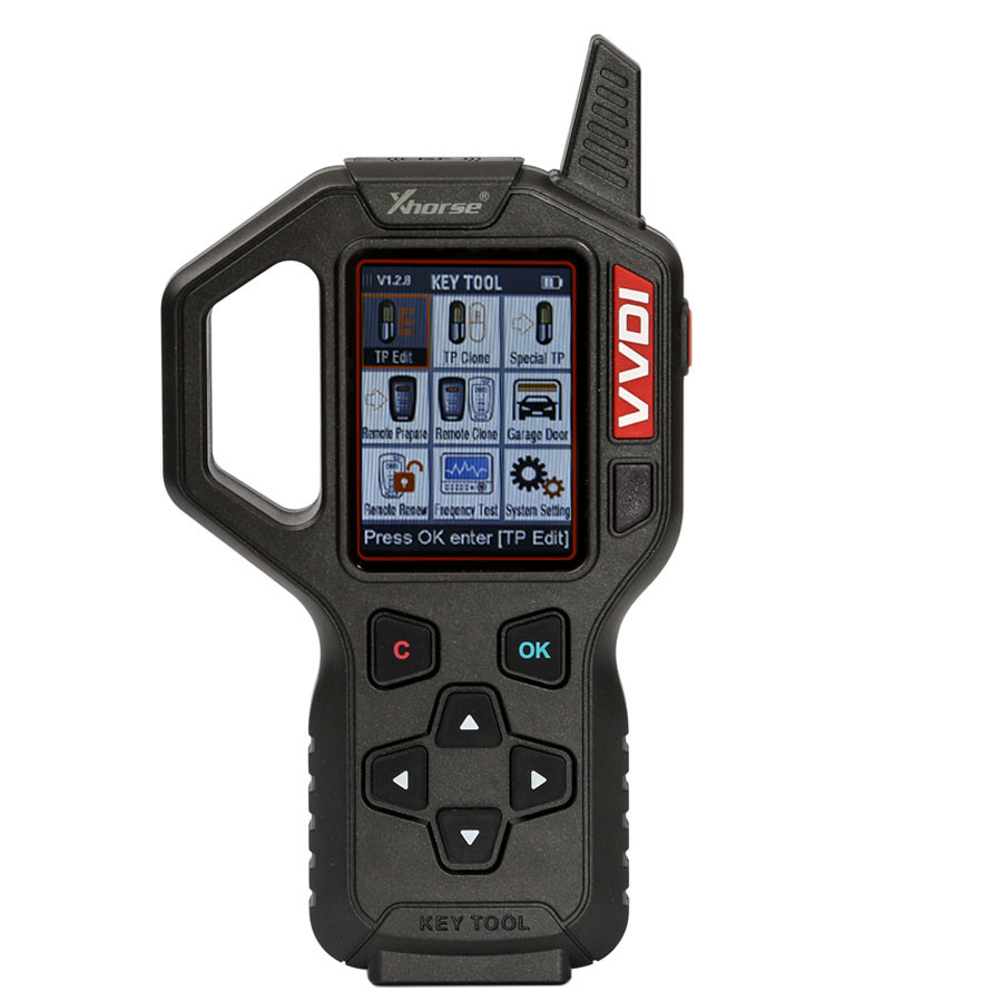 New product: Xhorse VVDI Key Tool Remote Key Programmer Software V2.1.9