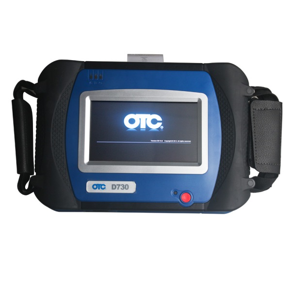 New Product: Original SPX AUTOBOSS OTC D730 Automotive Diagnostic Scanner
