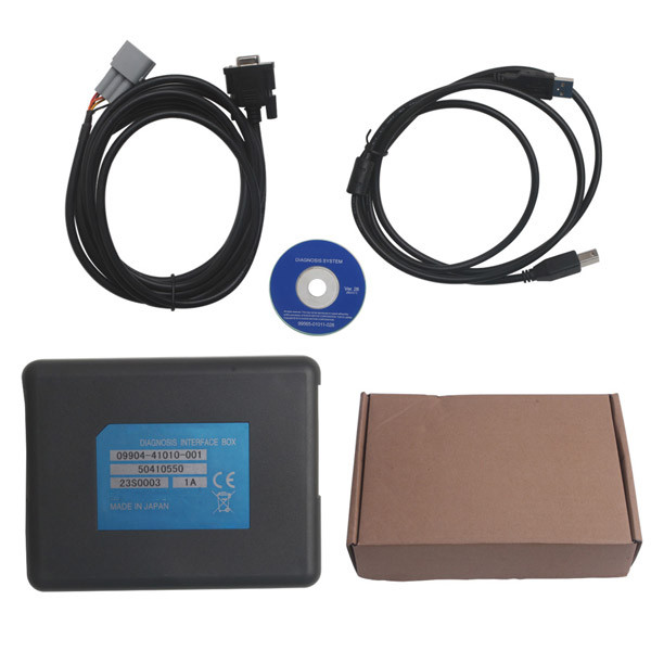 New Product of Full system SDS For Suzuki Motorcycle Diagnosis System