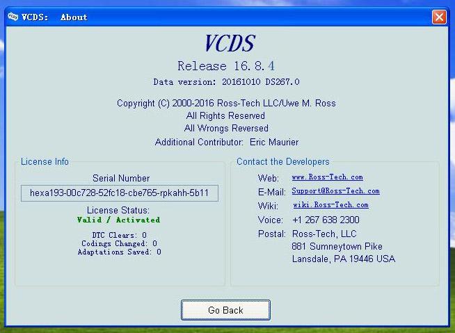 Vw Vcds Coding List