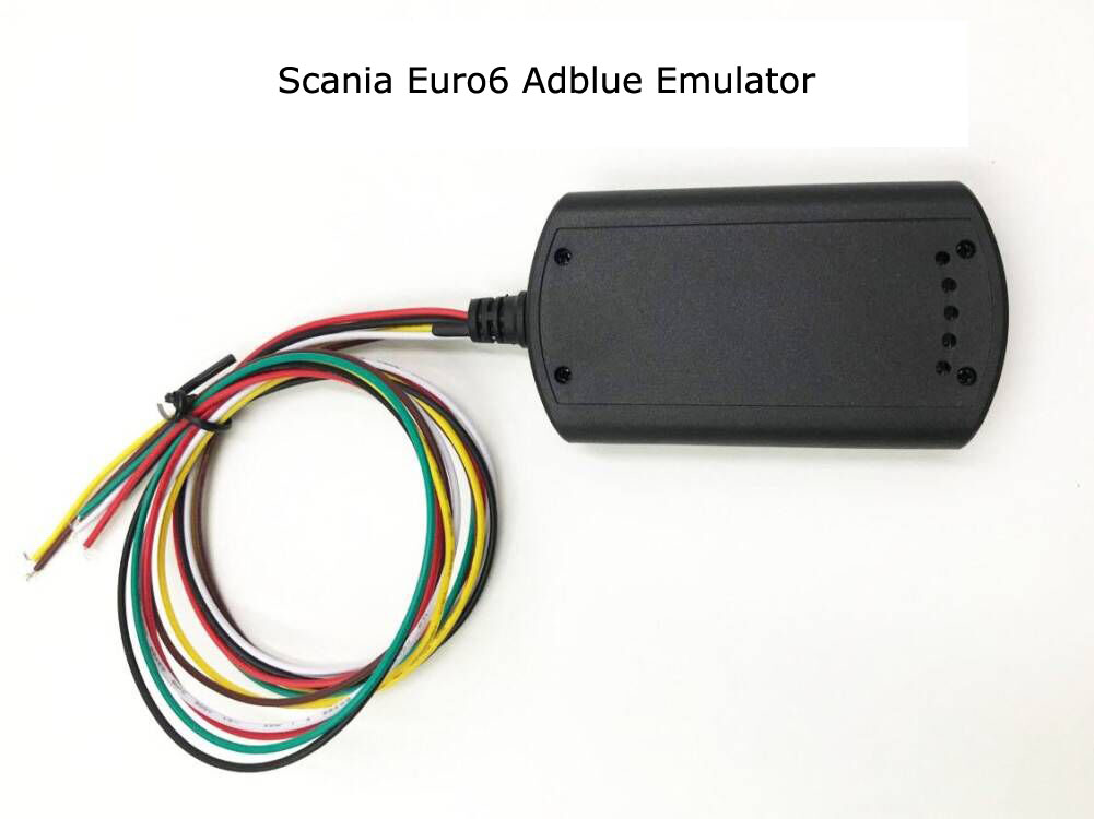 Euro6 Adblue Emulator for MAN/SCANIA/VOLVO